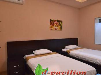 Dpavilion Guesthouse Malang - Superior Room Regular Plan