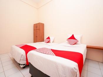 OYO 1374 semampir residence at ahmad yani Surabaya - Standard Twin Room Regular Plan
