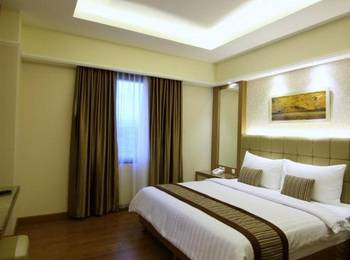 Dominic Hotel Purwokerto Banyumas - Superior Room (1 Bed Besar) Include Breakfast 2 Person Regular Plan