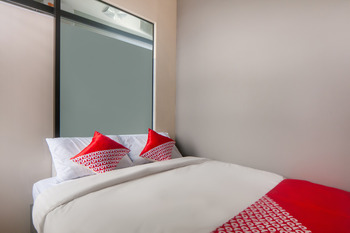 OYO 3216 Ellegan Residence  Tangerang Selatan - Standard Double Room OYO Gajian