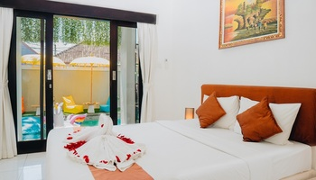 Bahana Guest House by Madhava Bali - Standard Room Pool Access With Breakfast SPECIAL DEALS
