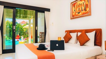 Bahana Guest House by Madhava Bali - Standard Room Pool Access Room Only KETUPAT