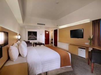 Golden City Hotel and Convention Center Semarang - Junior Suite Room Regular Plan