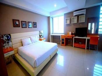 High Point Surabaya - Superior King Bed Room Only Regular Plan