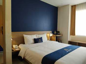 Arte Hotel Malioboro Yogyakarta Yogyakarta - Smart Queen Room Only Regular Plan