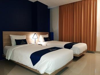 Arte Hotel Malioboro Yogyakarta Yogyakarta - Superior Twin Bed Room Only Regular Plan