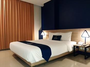 Arte Hotel Malioboro Yogyakarta Yogyakarta - Superior Queen Bed Room Only Regular Plan