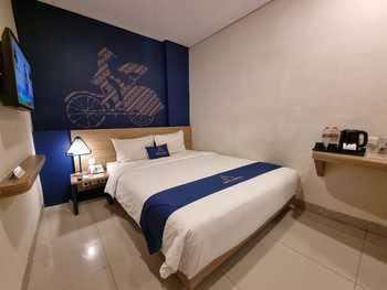 Arte Hotel Malioboro Yogyakarta Jogja - Smart Queen Room Only Regular Plan