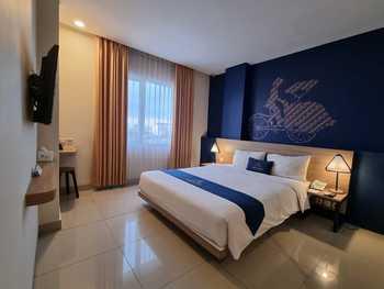Arte Hotel Malioboro Yogyakarta Jogja - Superior Queen Bed Room Only Regular Plan