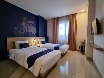 Arte Hotel Malioboro Yogyakarta Jogja - Superior Twin Bed Room Only Regular Plan