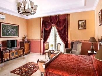 Ndalem Nugraheni Yogyakarta - Prambanan Suite Room Regular Plan