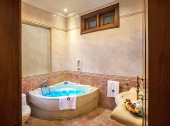 Ndalem Nugraheni Yogyakarta - Borobudur Suite Room Regular Plan