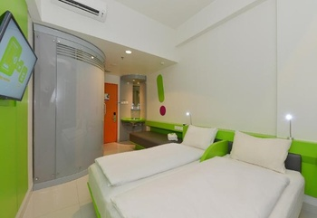 Urban Styles Hitz Kuta Bali - Deluxe Room basic deal 50%