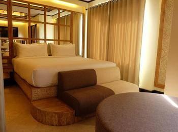 Paditeras Boutique Hotel Seminyak Bali - Kamar Deluk Special deal with Breakfast