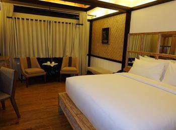 Paditeras Boutique Hotel Seminyak Bali - Kamar Suite Regular Plan