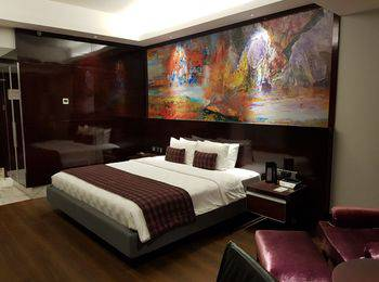 The Arista Hotel Palembang - Deluxe Room Regular Plan