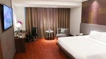 The Arista Hotel Palembang - Superior Double Regular Plan