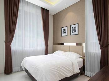 Azcarya Villa Malang - Dyah Villa Regular Plan