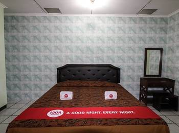 NIDA Rooms South Alun-Alun Kraton 2 Jogja - Double Room Single Occupancy Regular Plan