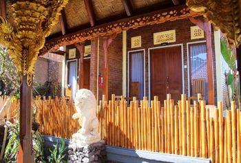The Garuda Villa & Restaurant Bali - Terrace Garden Non Refundable 30