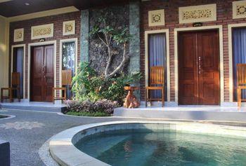 The Garuda Villa & Restaurant Bali - Deluxe Room Non Refundable 30