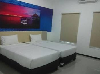 Julia Hotel Jepara - DUA BED TERPISAH Regular Plan