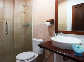 Hotel Pacific Surabaya - Kamar Standard hanya kamar Minimum Stay 2 night
