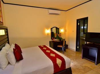 Inna Sindhu Beach Bali - Deluxe Room Basic 35%