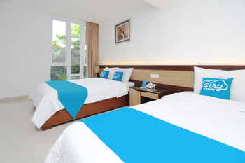 Airy Denpasar Utara Kepundung 62 Bali - Family Suite Room with Breakfast Special Promo Oct 65