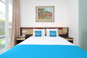 Airy Denpasar Utara Kepundung 62 Bali - Junior Suite Double Room Only Special Promo Dec 45