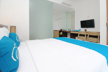 Airy Denpasar Utara Kepundung 62 Bali - Junior Suite Double Room with Breakfast Pegipegi Special Promotion 15