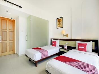 OYO 3850 Bali Kepundung Hotel Bali - Deluxe Twin Room Regular Plan