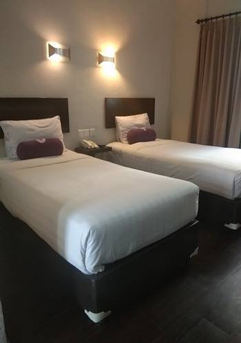 Tilamas Hotel Surabaya - Superior Twin Room Only Regular Plan