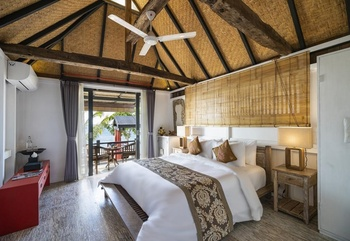 Amed Lodge by Sudamala Resorts Bali - Double Room with Balcony Sea View Regular Plan