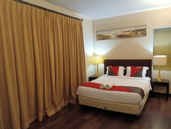 Ancol Marina Residence Jakarta - One Bedroom Deluxe Queen Room Only Regular Plan