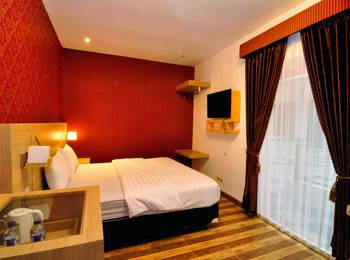 MGriya Guest House Purwokerto - Deluxe Room Only Regular Plan