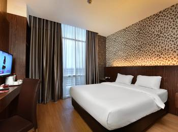 The Crew Hotel Kno Deli Serdang - Business Class Double - Gratis Antar Jemput Bandara Regular Plan