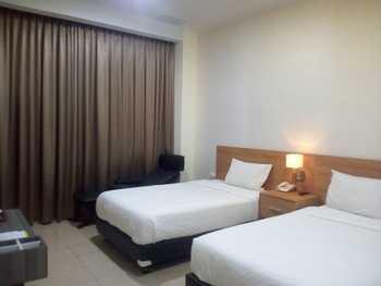 Aranis Hotel Jakarta Jakarta - Deluxe Room Only Regular Plan