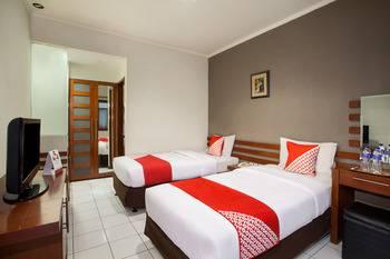 OYO 116 N Hotel Jakarta - Standard Twin Room Only Last