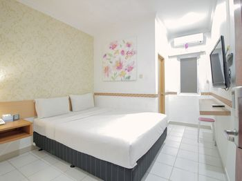 Sm Residence Pasteur Bandung -  Deluxe Double Regular Plan