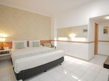 Sm Residence Pasteur Bandung - Suite Double Regular Plan