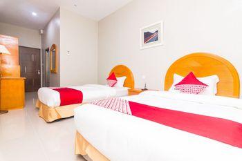 OYO 1867 Kara Guest House Batam - Deluxe Twin Room Regular Plan