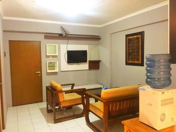 Gateway Apartment by Byblos Bandung - Junior Suite 2 Bedroom Regular Plan