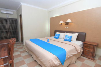 Airy Eco Kuta Kartika Plaza Gang Puspa Ayu 238 Bali - Deluxe Double Room Only Regular Plan