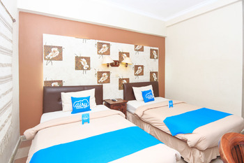 Airy Eco Kuta Kartika Plaza Gang Puspa Ayu 238 Bali - Deluxe Twin Room Only Regular Plan