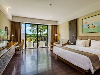 Klapa Resort Bali - Deluxe Room with Breakfast Last Minute Deal