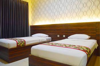 Megaria Hotel Merauke - Superior Twin Room Regular Plan