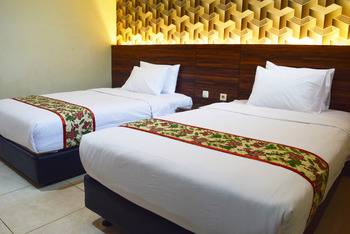Megaria Hotel Merauke - Presidential Suite Twin Room Regular Plan