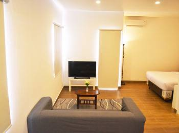 Newton Residence Jakarta - Mini Studio Regular Plan