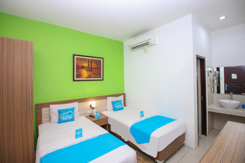 Airy Uritetu Jan Paays 16 Ambon Ambon - Standard Twin Room Only Special Promo Nov 52